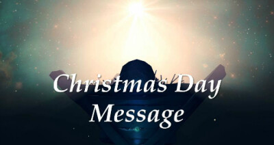 Christmas Day Message