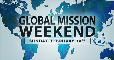 Global Mission Sunday
